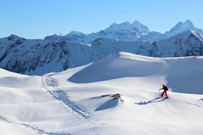Schneeschuhtrail Hirsegg - Chlus