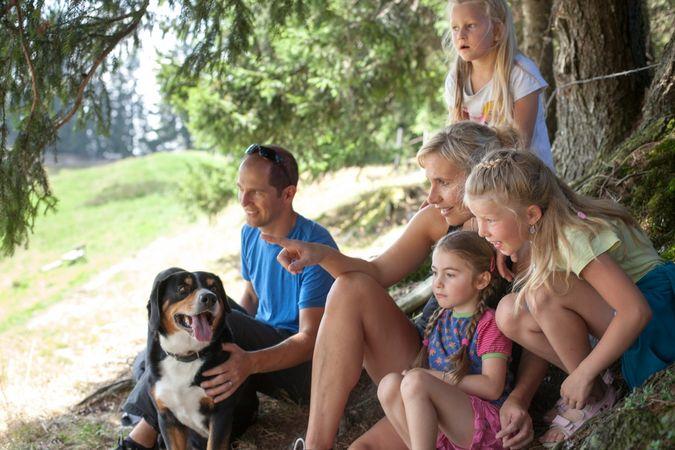 Bretzeli Foto-OL auf der Marbachegg