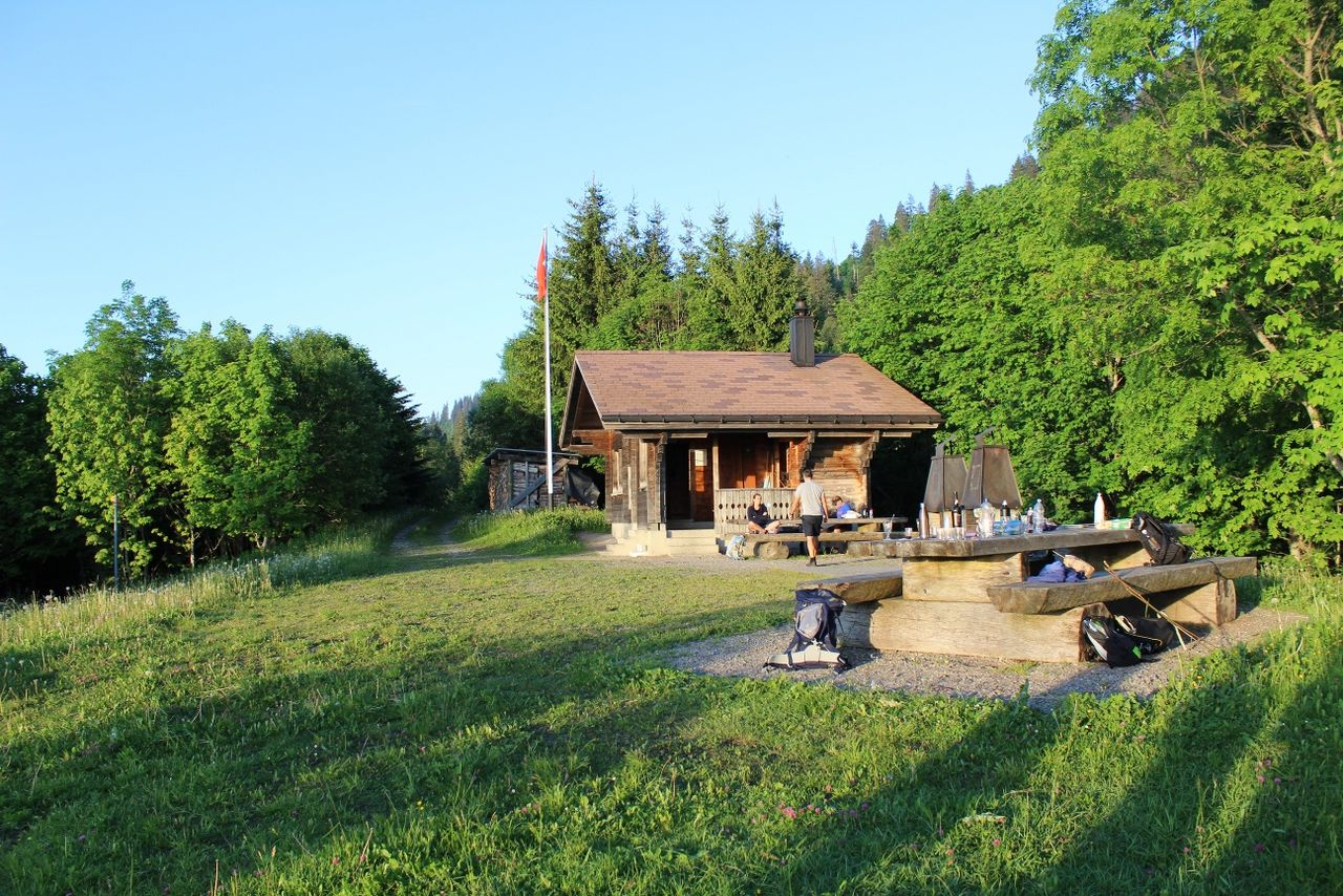 Oberstolehütte