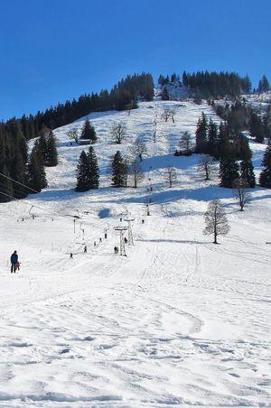 Skilift Heiligkreuz-First