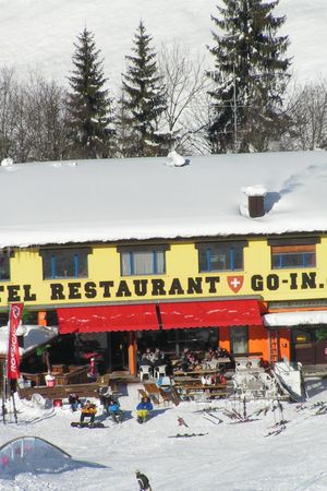 Restaurant GO-IN