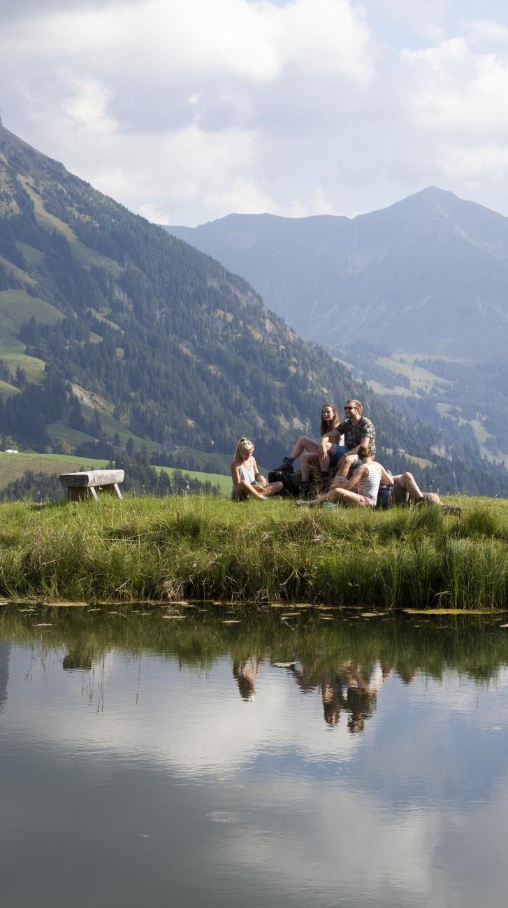 Sommer in der UNESCO Biosphäre Entlebuch