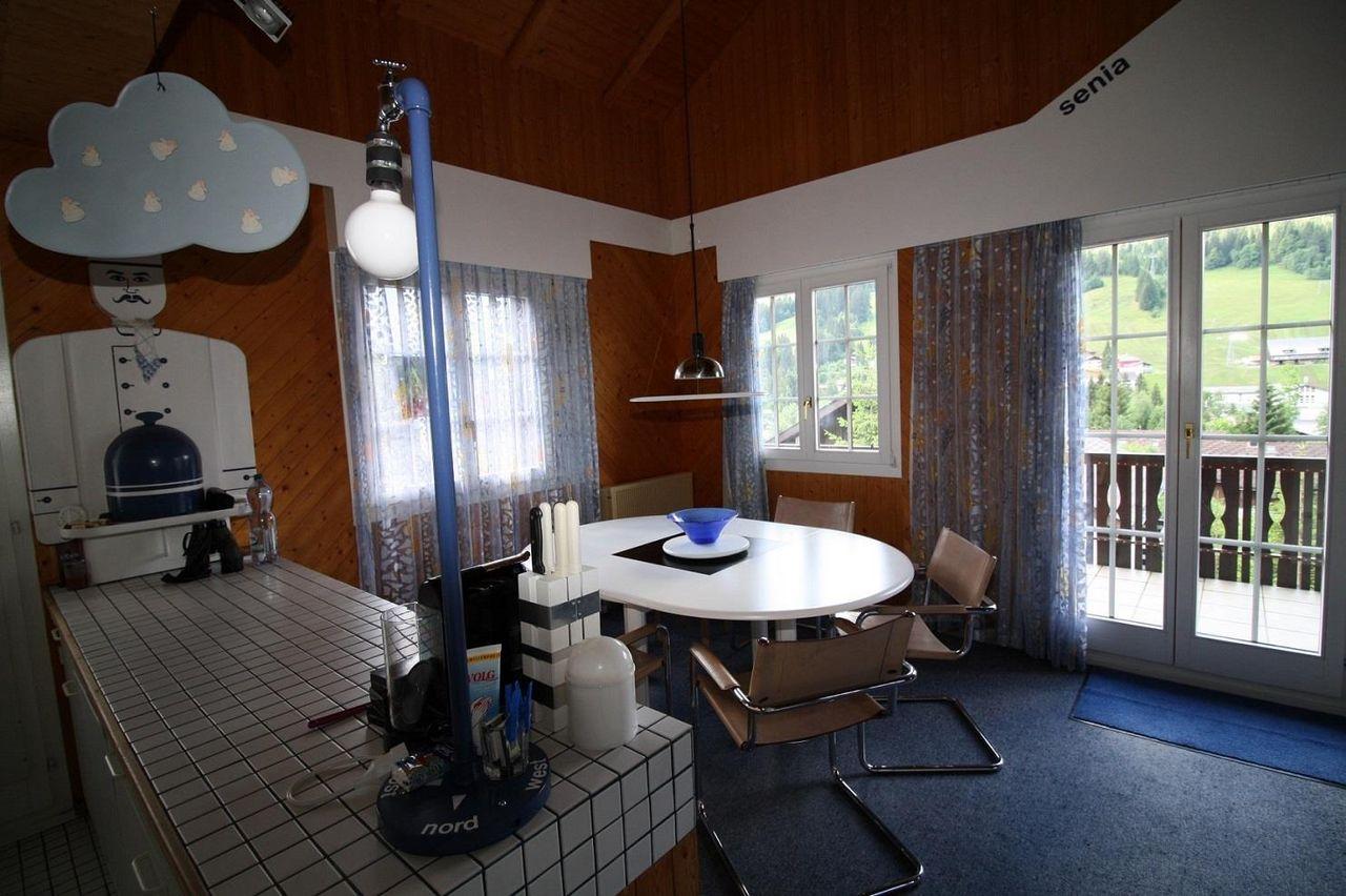 Ferienwohnung Senia Obergeschoss