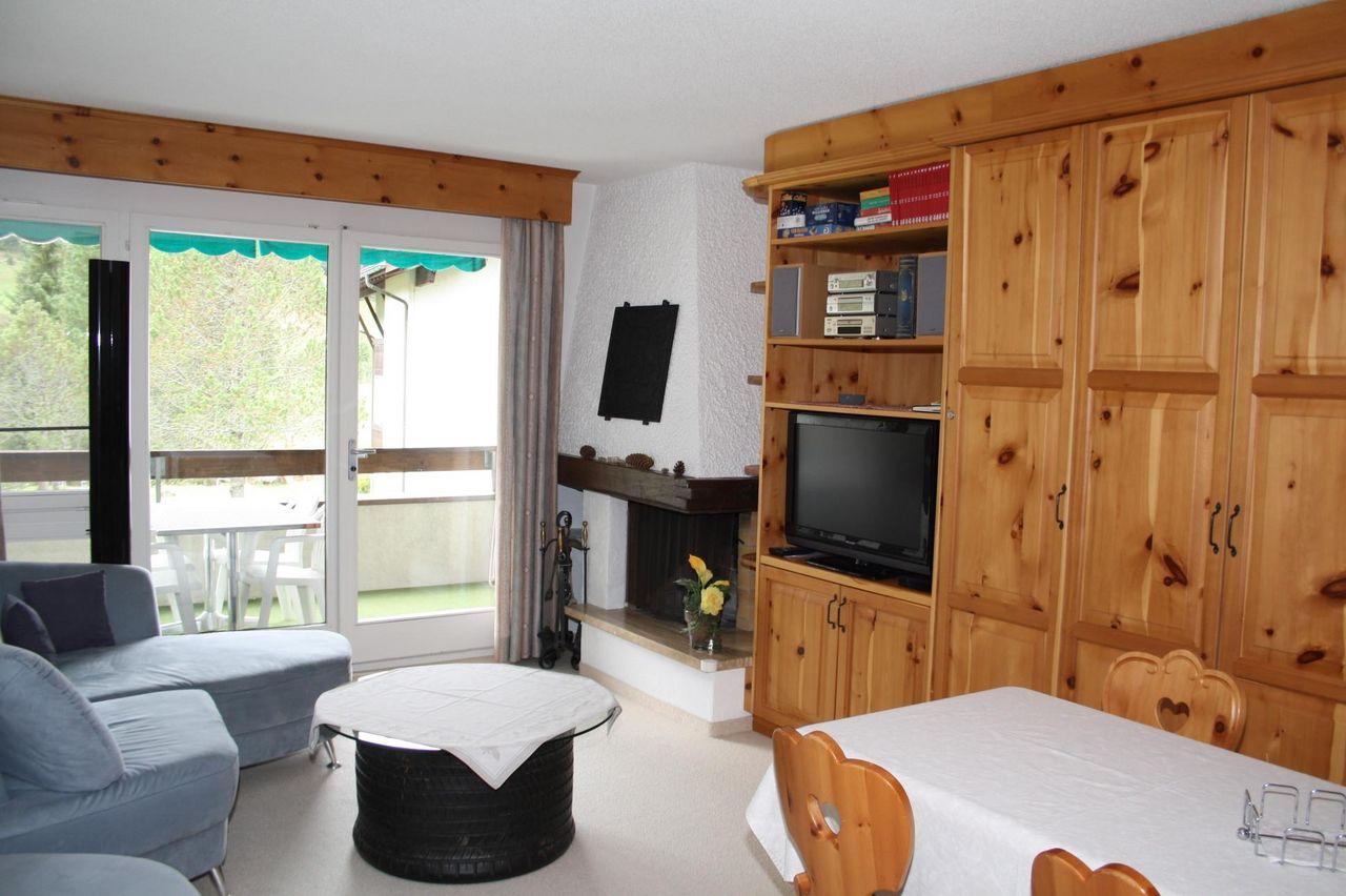 Ferienwohnung Flüehütte B / easy-home (Jäger)