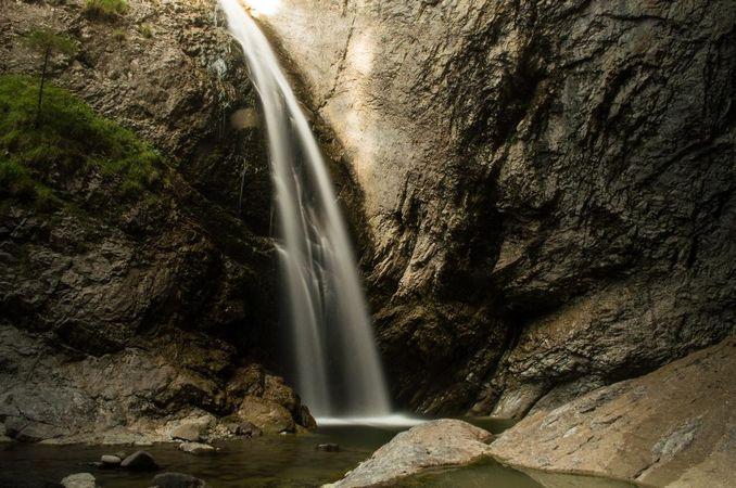 Flühli - Wasserfall Chessiloch