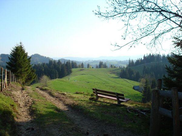 Höhenweg Entlebuch Emmental - Etappe 2: Obstaldenegg - Turner