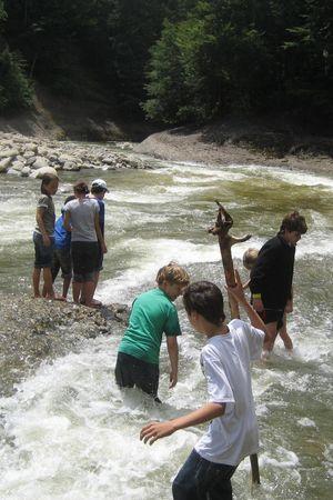 Exkursion «In den Schatzkammern unserer Flusslandschaften»