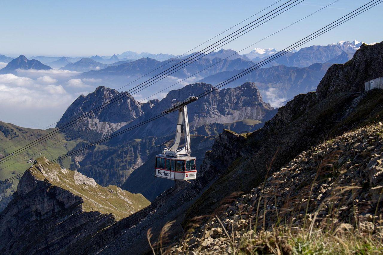 Regional-Pass Berner Oberland