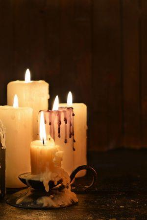 Entlebucher Sagen bei Kerzenlicht