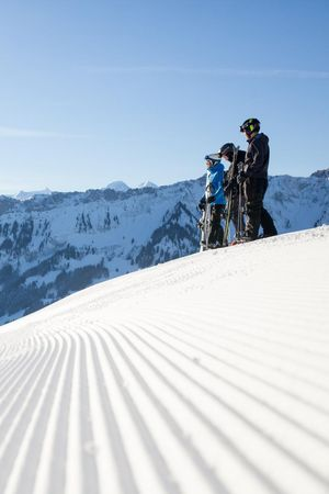 Skigebiet Marbachegg