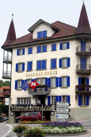 *Hotel Kreuz