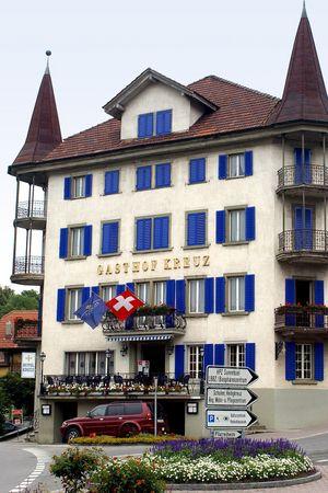 Hotel Kreuz Schüpfheim