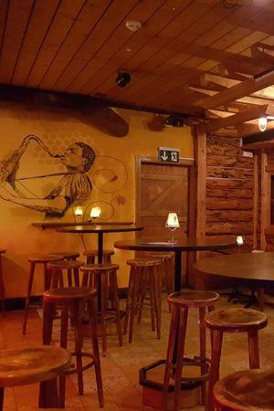 Alpstübli Bar