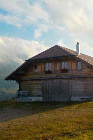 Firsthütte Heiligkreuz