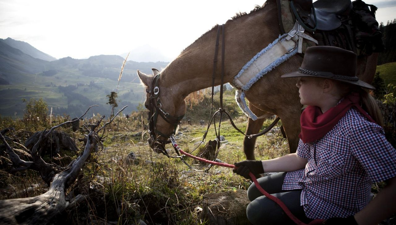 Traumhafte Ausblicke sind garantiert mit Stucki Trkking im Wilden Westen von Luzern