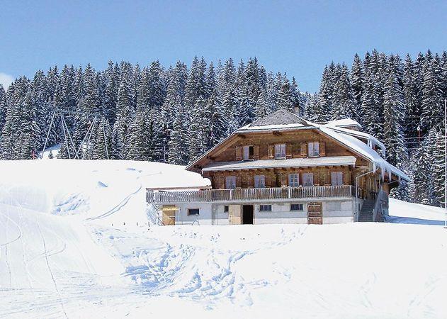 """Gruppenunterkunft """"Skihaus Alp Steinetli"""""""