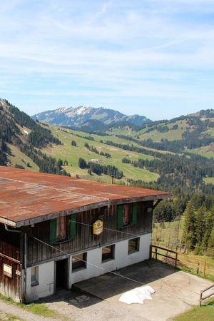 Berggasthaus Schimbrig-Bad