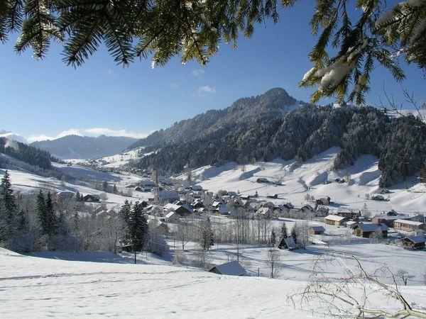 Winterwanderung Kulinarisches Wintervergnügen in Marbach