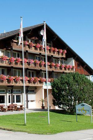 *Hotel Sporting