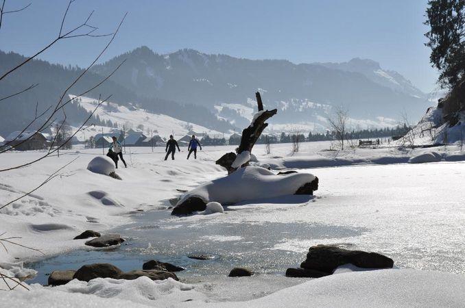 Rundloipe Camping-Marbach
