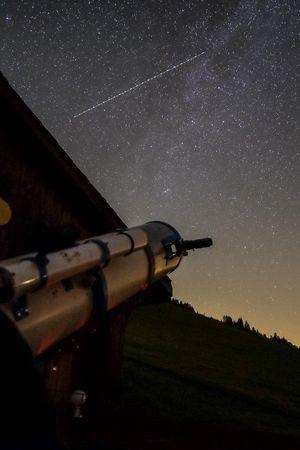Greifen Sie nach den Sternen
