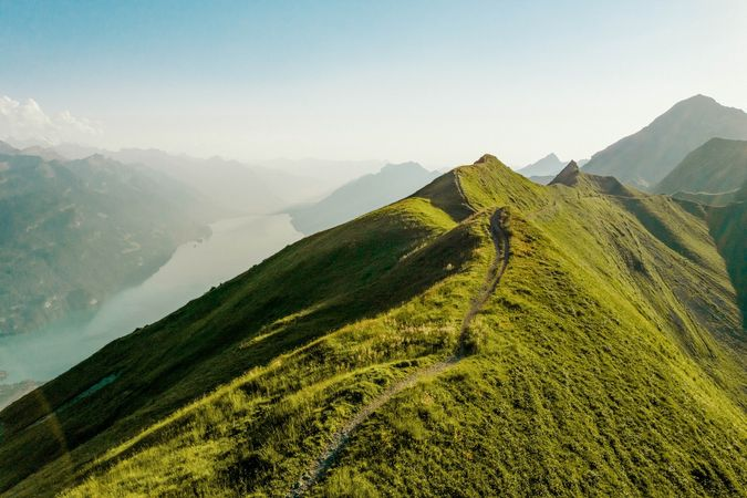 Tell-Trail Etappe 8: Lungern - Brienzer Rothorn - Sörenberg