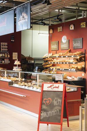 Bäckerei-Konditorei-Café Hodel