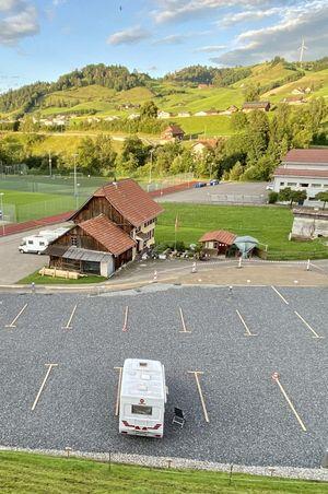 Stellplatz-Camping Hasle-Entlebuch