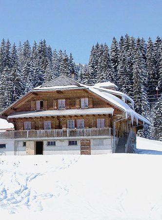 Skihaus Alp Steinetli