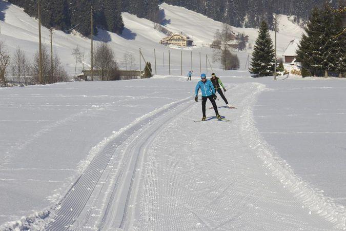 Rundloipe Marbach-Wald