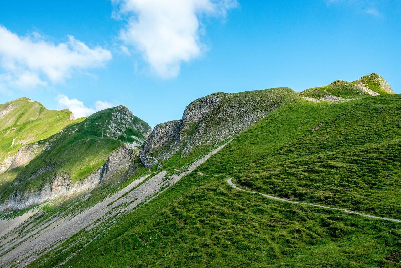 Steinbock-Trek Brienzer Rothorn 2. Etappe