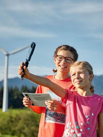 Schulreise «Energiegeladen unterwegs»