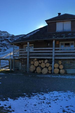 Schwarzenegghütte