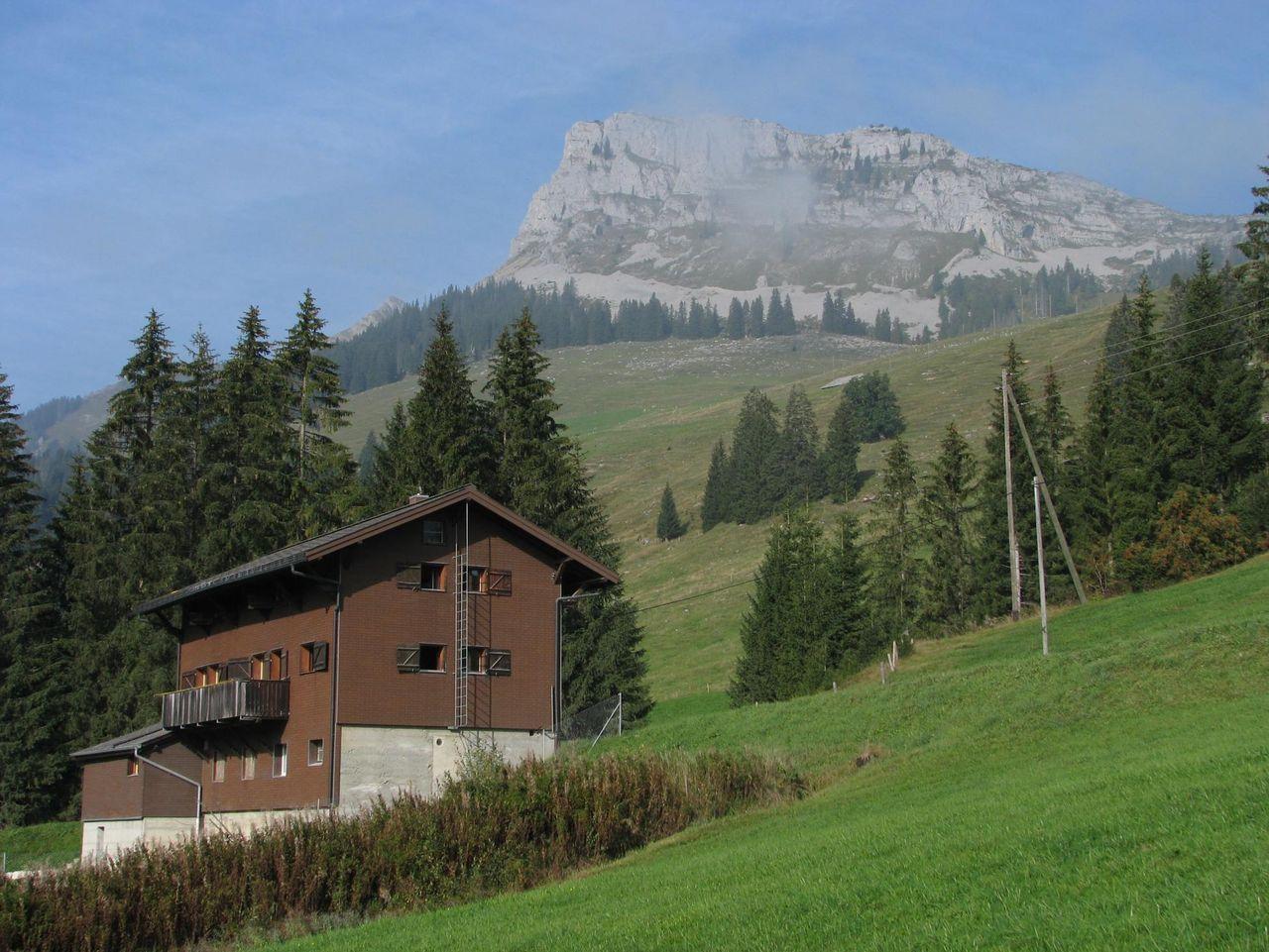 Cevi Ferienhaus Schneeberg