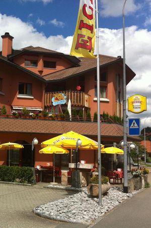 Restaurant Café Fürstei