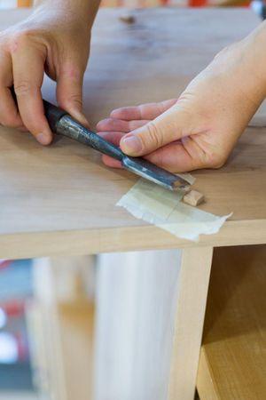 Schreinern in der Holzwerkstatt (Wochen-Kurse)