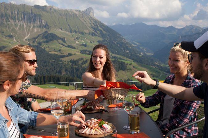 Wanderplausch und Biergenuss in Marbach