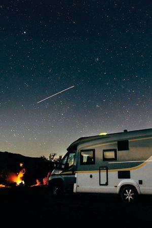Nomady - Camping & Stellplätze in der Biosphäre