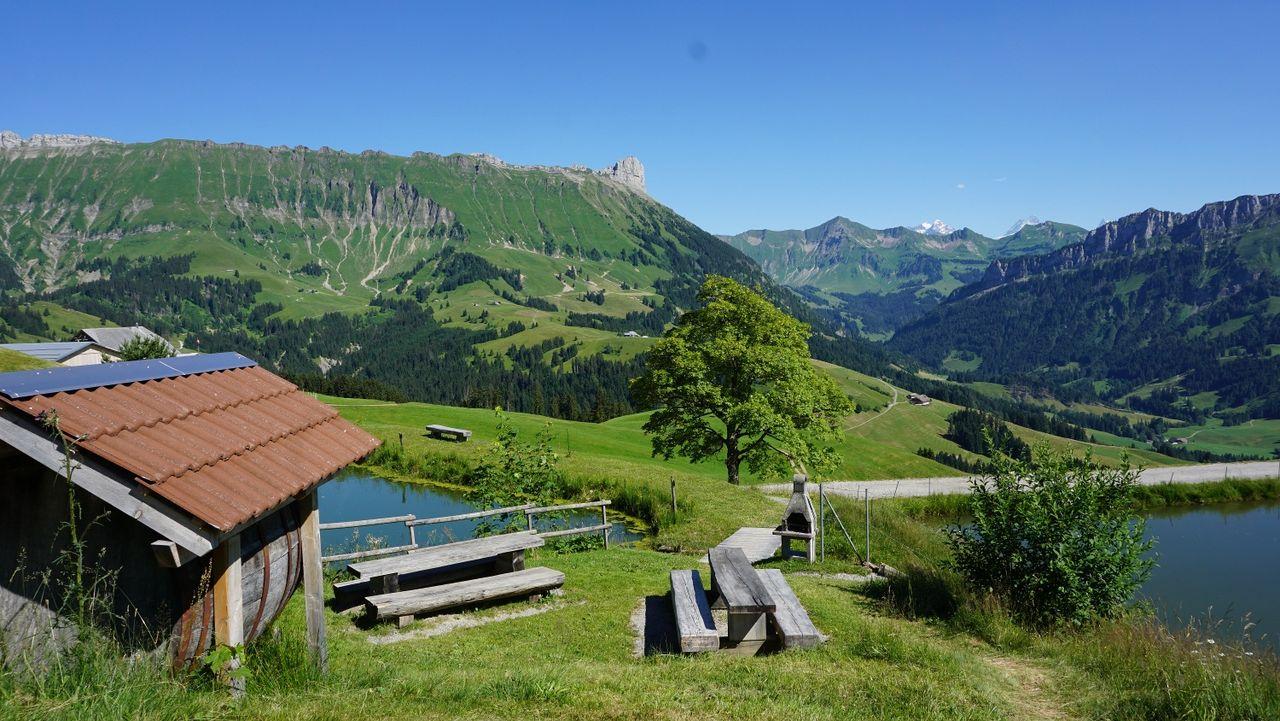"""""""See"""" auf der Marbachegg"""