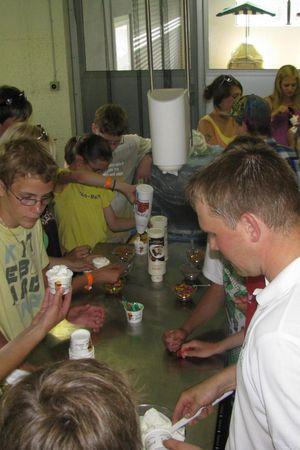 Schulreise «Cooler als Kiosk-Glace»