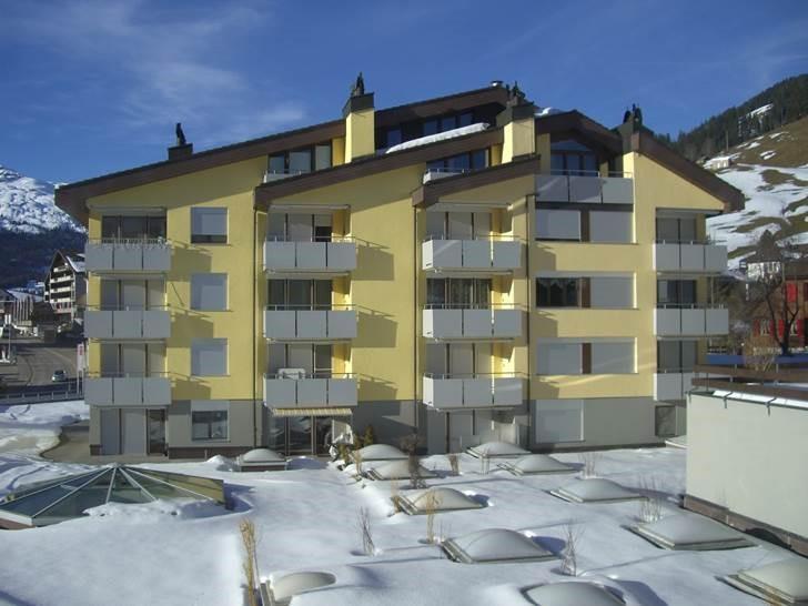 Ferienwohnung Rothorn-Center A / Fam. Kassner