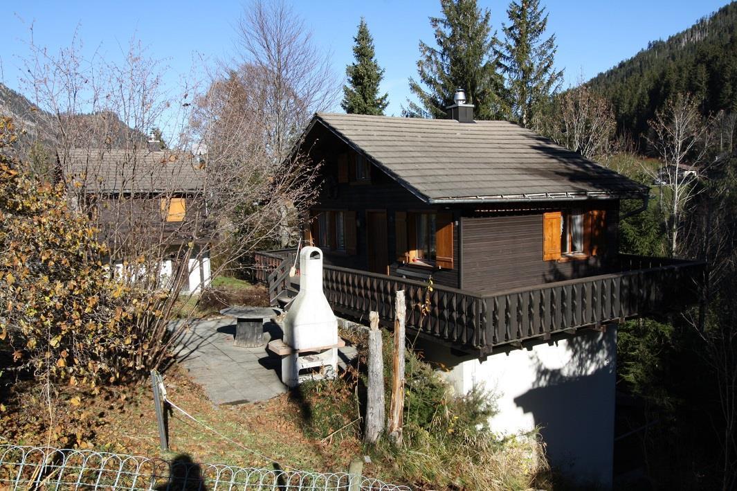 Ferienhaus Chalet Uhu / Lehmann