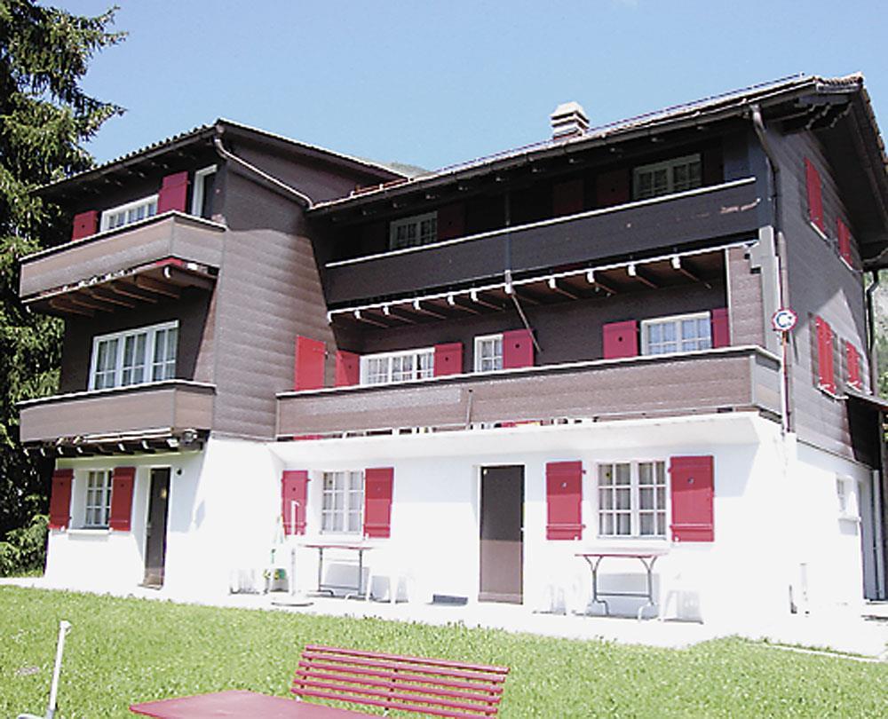 Ferienwohnung Wildbach (Hochparterre) / Fam. Kunz