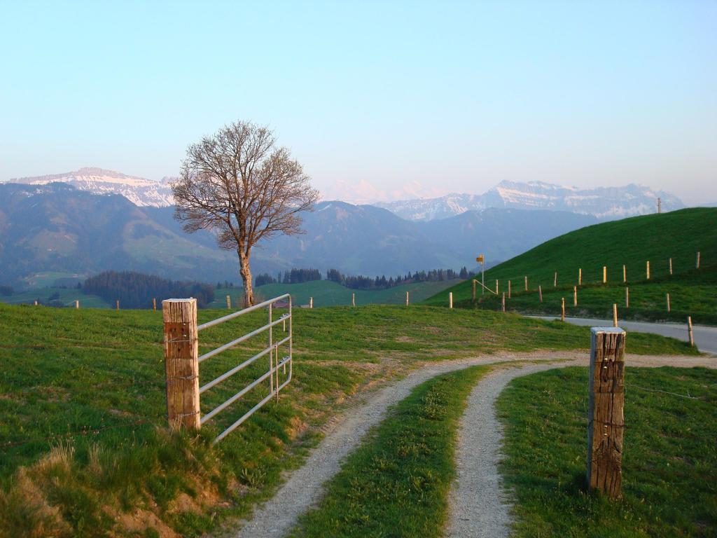 Höhenweg Entlebuch Emmental - Etappe 3: Turner - Trubschachen