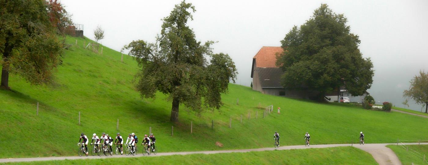 Dani Schniders Profi-Trainigsstrecke