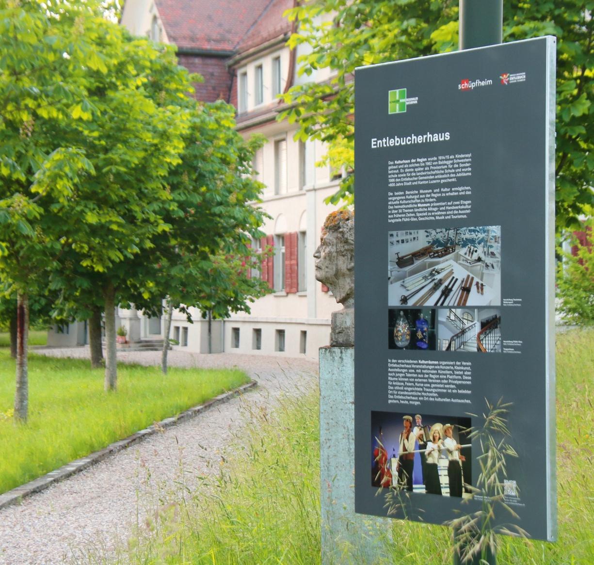 Kulturweg Schüpfheim