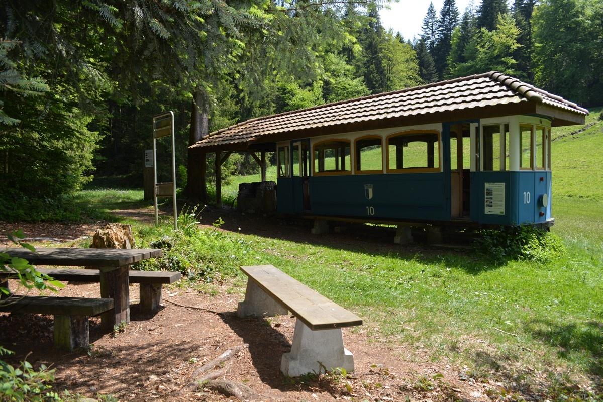 Tram Entlebuch