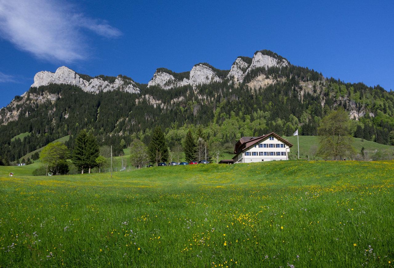Cevi Ferienheim Rothornblick