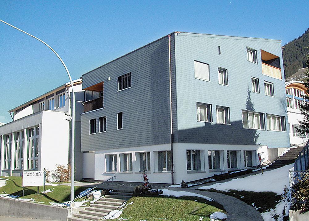 Schulhaus Sörenberg