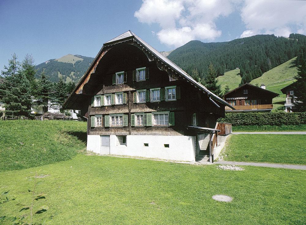 Skihaus Flüehütten